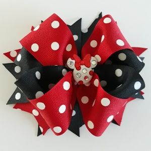 (New) Boutique Ponytail Hair Bow